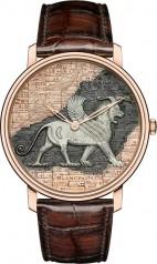 Blancpain » Villeret » Cadran Shakudo » 6615-3616-55B Griffon