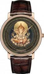 Blancpain » Villeret » Cadran Shakudo » 6615-3616-55B Ganeshi