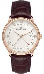 Blancpain » Villeret » GMT Date » 6662-3642-55B