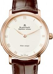 Blancpain » Villeret » Minute Repeater » 6033-3642-55