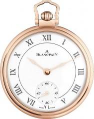 Blancpain » Villeret » Montre de Poche Demi-Savonnette » 0151-3631