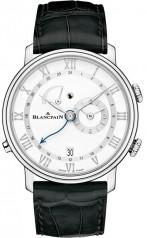 Blancpain » Villeret » Reveil GMT » 6640-1127-55B