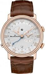 Blancpain » Villeret » Reveil GMT » 6640-3642-55B