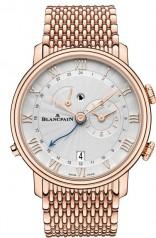 Blancpain » Villeret » Reveil GMT » 6640-3642-MMB