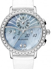 Blancpain » Women`s Collection » Chronograph Grande Date » 3626-1954L-58B