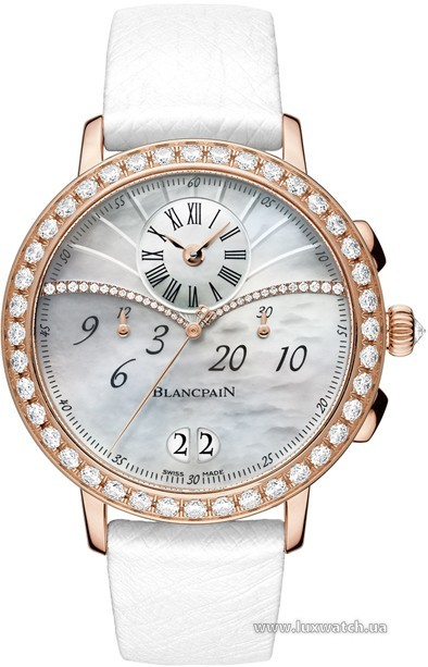 Blancpain » Women`s Collection » Chronograph Grande Date » 3626-2954-58A