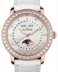 Blancpain » Women`s Collection » Complete Calendar » 3663-2954A-55B