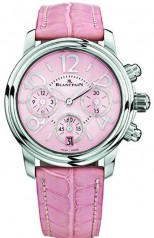 Blancpain » Women`s Collection » Flyback Chronograph » 3485F-1141-97B