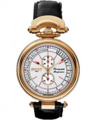 Bovet » _Archive » Complications Chronograph Monopusher » RG WhiteDial