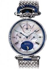 Bovet » _Archive » Complications Perpetual Calendar » WG SS WhiteMOP&BlueDial