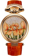 Bovet » Fleurier Amadeo » Fired Enamel Miniature Painting by Ilgiz F. » AF39557-S02