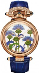 Bovet » Fleurier Amadeo » Fired Enamel Miniature Painting by Ilgiz F. » AF39559-SD23