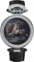 Bovet » Fleurier Amadeo » Fired Enamel Miniature Painting by Ilgiz F. » AF43588-C12346-PU-P