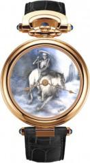 Bovet » Fleurier Amadeo » Fired Enamel Miniature Painting by Ilgiz F. » AF43593