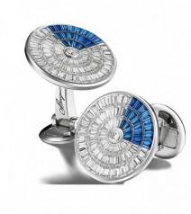 Breguet » Cufflinks (Запонки) » 9901 Marine High Jewellery » 9901.BB.5829.SAB