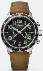 Breguet » Type XX - XXI - XXII » 3815 XXI Limited Edition » 3815TI/HM/3ZU