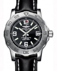 Breitling » _Archive » Colt 33 » Colt 33 Black Leather