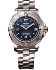 Breitling » _Archive » Colt Oceane » A7780C1 Blue-SS