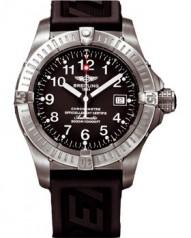 Breitling » _Archive » Aeromarine Avenger Seawolf Titanium » E1770C8 Black-Rub
