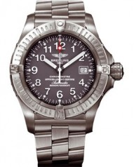 Breitling » _Archive » Aeromarine Avenger Seawolf Titanium » E1770C8 Gray-Ti