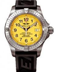 Breitling » _Archive » Aeromarine Avenger Seawolf Titanium » E1770C8 Yellow-Rub
