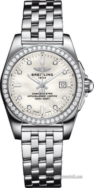 Breitling » Galactic » 29 Sleek » A72348531A1A1