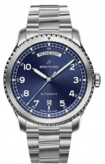 Breitling » Navitimer 8 » Automatic Day Date 41 » A45330101C1A1