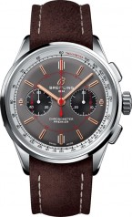 Breitling » Premier » B01 Chronograph 42 Wheels and Waves Limited Edition » AB0118A31B1X2