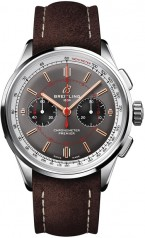 Breitling » Premier » B01 Chronograph 42 Wheels and Waves Limited Edition » AB0118A31B1X1