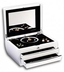 Buben & Zorweg » Шкатулки для ювелирных изделий » Cosmopolitan » Cosmopolitan White