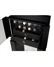 Buben & Zorweg » Шкатулки для часов с автоподзаводом » Time Mover Collector 12 » Time Mover Collector 12 Carbon