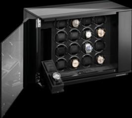 Buben & Zorweg » Шкатулки для часов с автоподзаводом » Time Mover Collector 16 » Time Mover Collector 16 Carbon