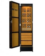 Buben & Zorweg » Шкатулки для часов с автоподзаводом » Time Mover Collector 32 Delux » TIME MOVER Collector 32 Delux Macassar