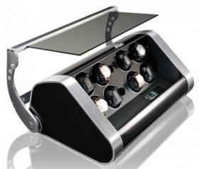 Buben & Zorweg » Шкатулки для часов с автоподзаводом » Time Mover Revolution 8 » Revolution 8 Carbon