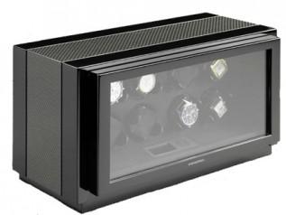 Buben & Zorweg » Шкатулки для часов с автоподзаводом » Time Mover Vantage 8 » TIME MOVER Vantage 8 Carbon