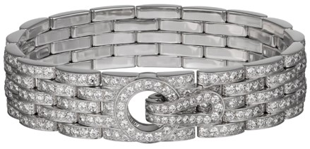 Cartier Jewellery » Bracelets » Agrafe » H6020016