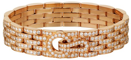 Cartier Jewellery » Bracelets » Agrafe » H6020116