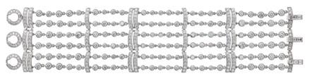 Cartier Jewellery » Bracelets » Agrafe » H6032417