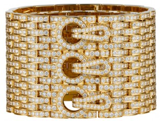 Cartier Jewellery » Bracelets » Agrafe » HP601053