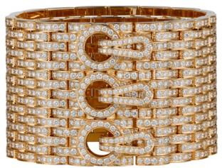 Cartier Jewellery » Bracelets » Agrafe » HP601087