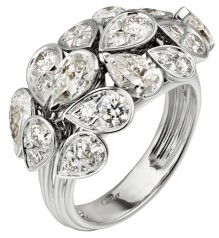 Cartier Jewellery » Rings » Pluie de Cartier » N4753000