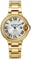 Cartier » Ballon Bleu de Cartier » Ballon Bleu de Cartier Automatic 33 mm » WJBB0042