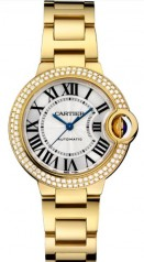 Cartier » Ballon Bleu de Cartier » Ballon Bleu de Cartier Automatic 33 mm » WJBB0002
