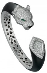 Cartier » Bestiaire » High Jewelry Panthere Figurative » HPI00918