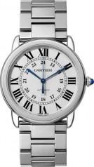 Cartier » Ronde » Ronde Solo de Cartier Automatic 36 mm » WSRN0012