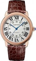 Cartier » Ronde » Ronde Solo de Cartier Automatic 42 mm » W6701009
