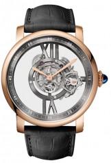 Cartier » Rotonde de Cartier » Astrotourbillon Skeleton » WHRO0041