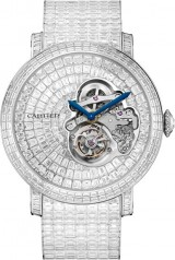 Cartier » Rotonde de Cartier » Flying Tourbillon Reversed Dial » HPI00942