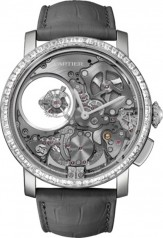Cartier » Rotonde de Cartier » Minute Repeater Mysterious Double Tourbillon » HPI01102