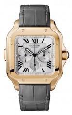 Cartier » Santos de Cartier » Chronograph » WGSA0017